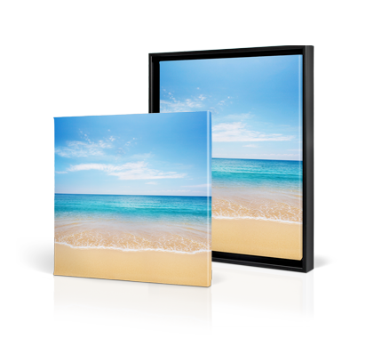 best print on canvas services to turn phone photos into works of art