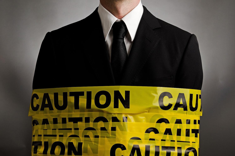 reckless-disregard-caution-tape