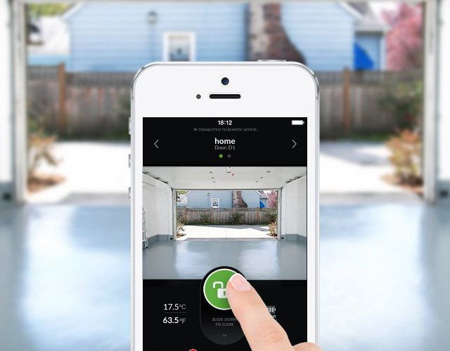Garage Gadgets 3 gadgets that will make your garage door super cool