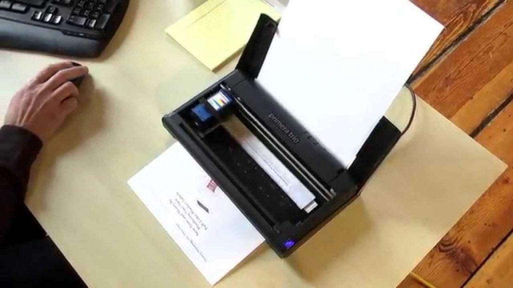 Как из сканера сделать сканер