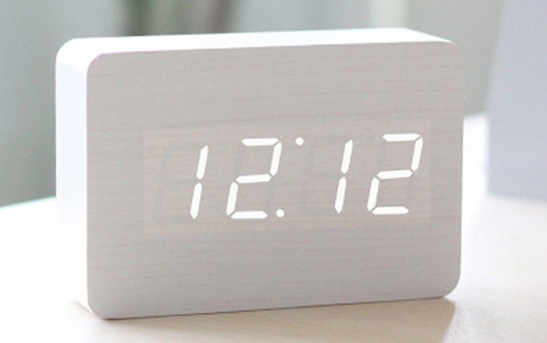 New Digital Alarm Clocks That Can Make Anyone A Morning Person