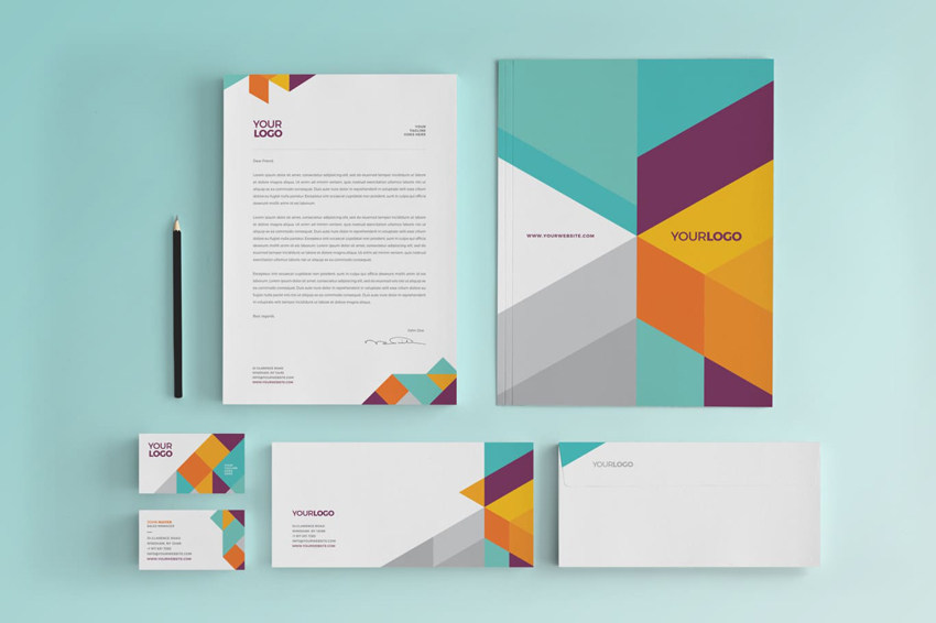 5 expert letterhead design tips to draw readers into content
